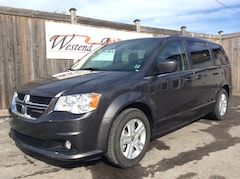 2018 Dodge Grand Caravan Crew Plus  only 21000 kms Minivan