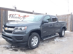 2017 Chevrolet Colorado 4WD WT Crew Cab