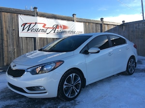 2015 Kia Forte SX only 33000 Kms