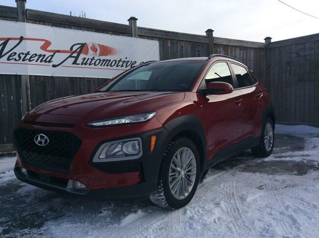 2018 Hyundai Kona Preferred Leather , Sunroof , AWD SUV