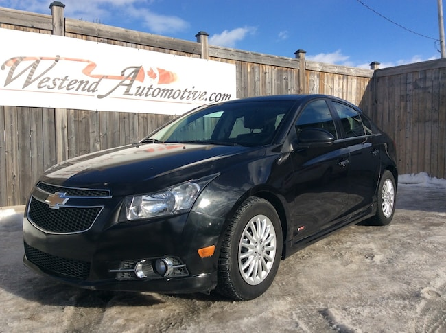 2012 Chevrolet Cruze LTZ Turbo Sedan