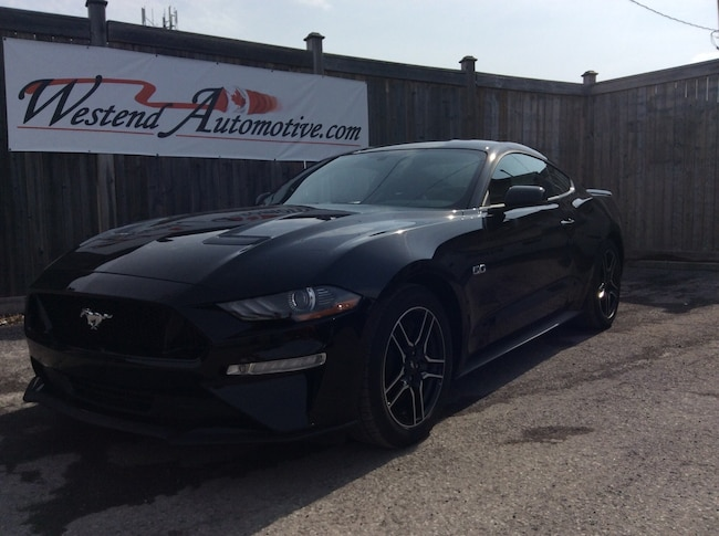 2018 Ford Mustang GT Premium  20000 Kms 5.0 Liter Coupe