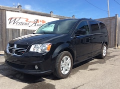 2018 Dodge Grand Caravan Crew Plus  only 22000 kms Minivan