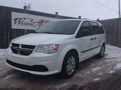 2014 Dodge Grand Caravan SE  47000 Kms Minivan