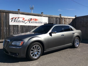 2012 Chrysler 300 Limited  Leather, Sunroof