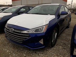 2019 Hyundai Elantra Preferred at Sedan