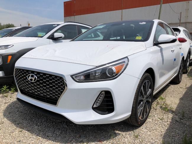 2019 Hyundai Elantra GT Luxury- at Hatchback