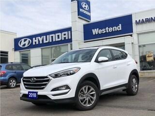2018 Hyundai Tucson FWD 2.0L Premium SUV
