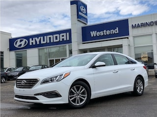 2015 Hyundai Sonata GLS at Previous Daily Rental Sedan