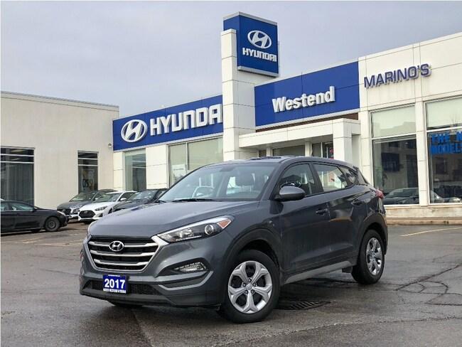 2017 Hyundai Tucson FWD 2.0L Base SUV
