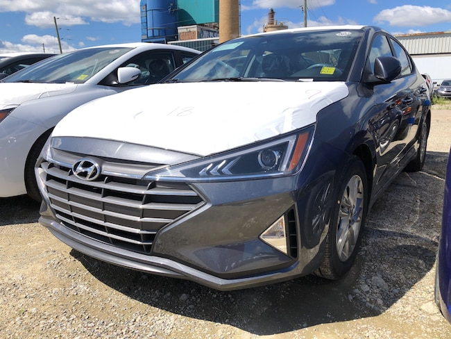 2020 Hyundai Elantra Preferred IVT Sun and Safety Sedan