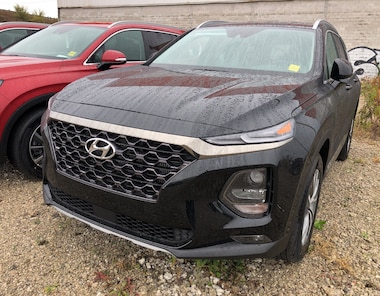 2019 Hyundai Santa Fe Preferred AWD 2.0T Dark Chrome SUV