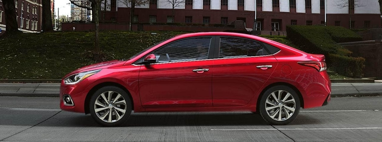 2019 Hyundai Accent Or Sale Toronto Canada