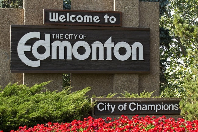City of Champions Edmonton