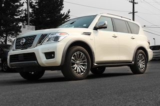 2018 Nissan Armada Platinum,4X4,Nav,Leather,Htd seats SUV
