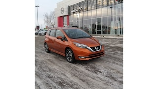 2018 Nissan Versa Note 1.6 SR Hatchback