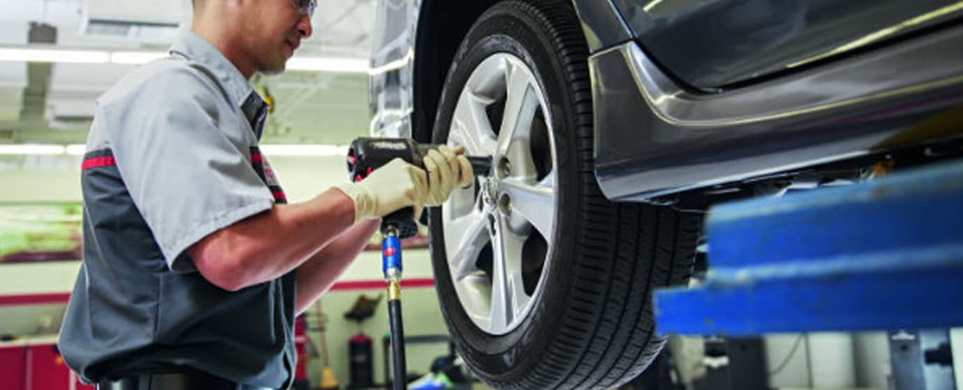 Tire Maintenance in Edmonton