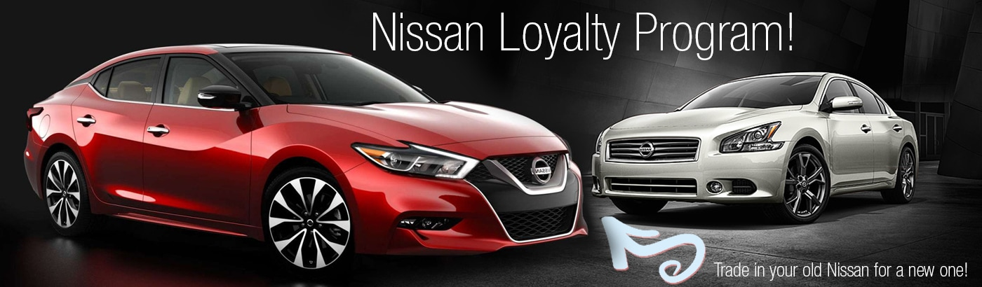 Nissan Loyalty Rewards Edmonton