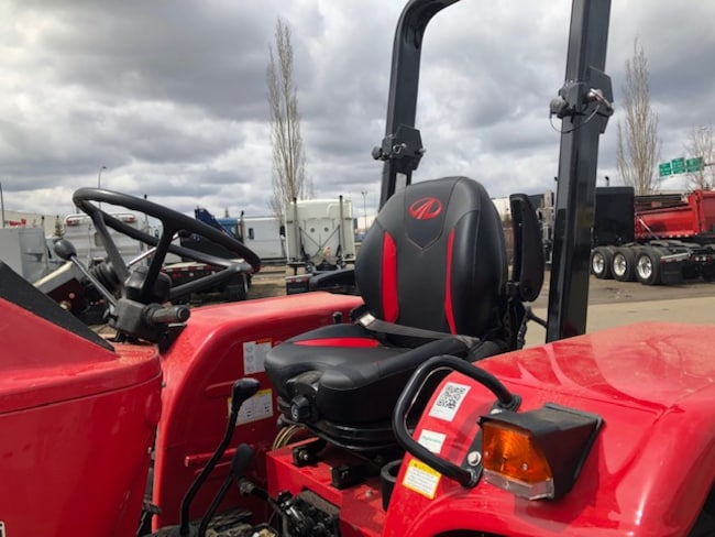 New 2019 Mahindra 4550 4WD For Sale at Western Truck