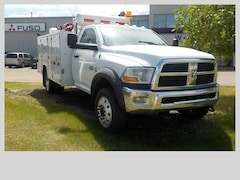 Used 2012 DODGE 5500HD SLT 4X4 in Edmonton, AB