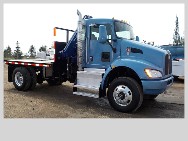Used 2011 KENWORTH T370 in Edmonton, AB