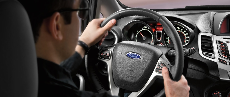 Hands Free controls on Ford Vehicles
