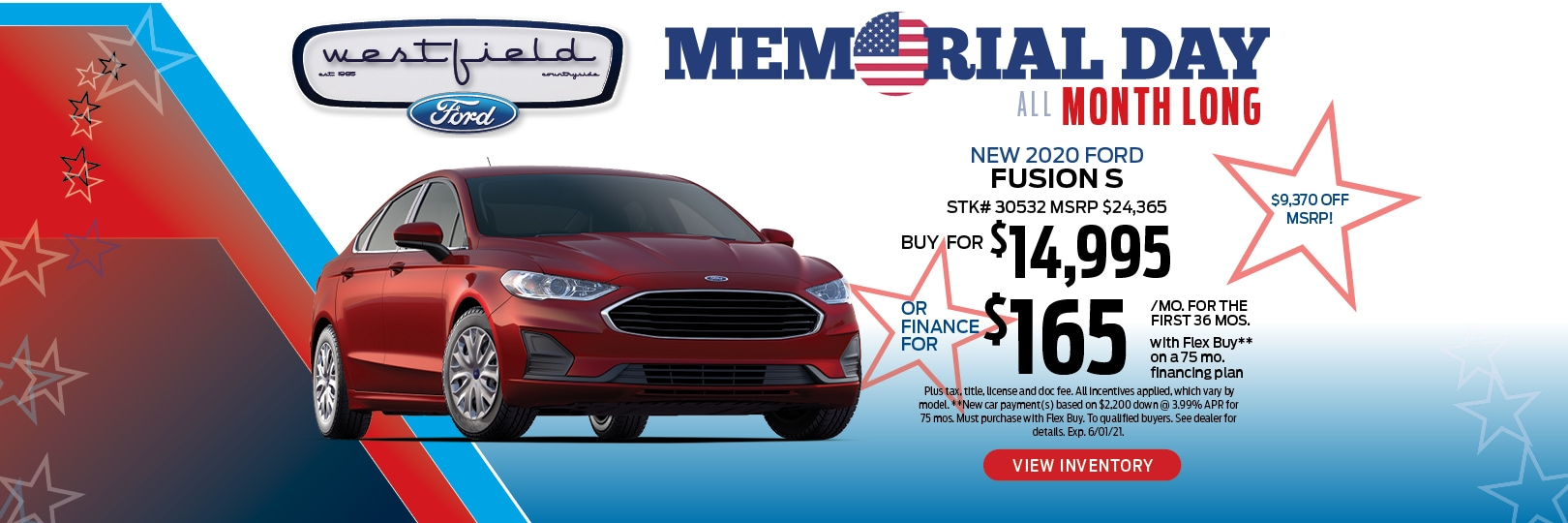 2020 Ford Fusion Buy Offer | Countryside, IL