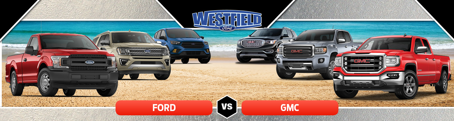 Ford vs. GMC
