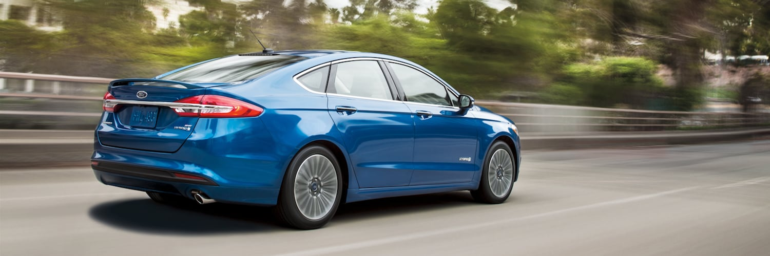 2019 Ford Fusion Trim Model Differences in Countryside, IL