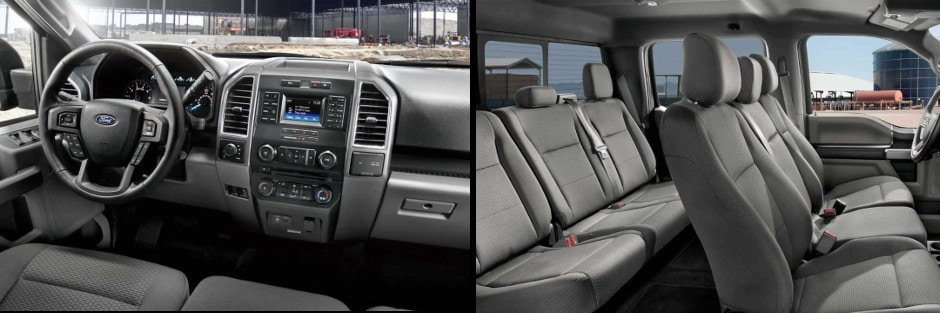 Ford F  Xlt Interior Design In Countryside Il