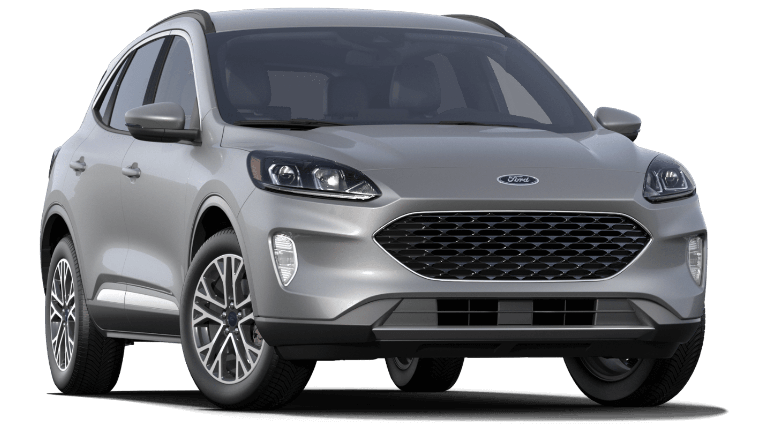 2019 Ford Escape SEL - Ingot Silver