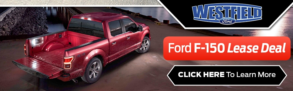 Ford F-150 Lease Specials in Countryside, IL