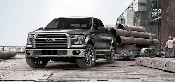 Truck Vs Suv >> Should I Get A Ford Pickup Truck Or Suv In Countryside Il