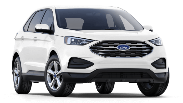 2018 Ford Edge SE - Oxford White