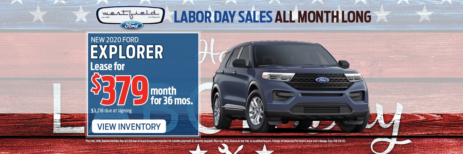 New 2020 Ford Explorer | Countryside, IL