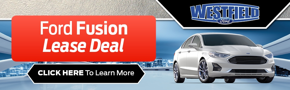 Ford Fusion Lease Deals in Countryside, IL