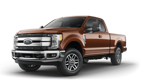 2017 Ford F-250 Lariat Trim Level