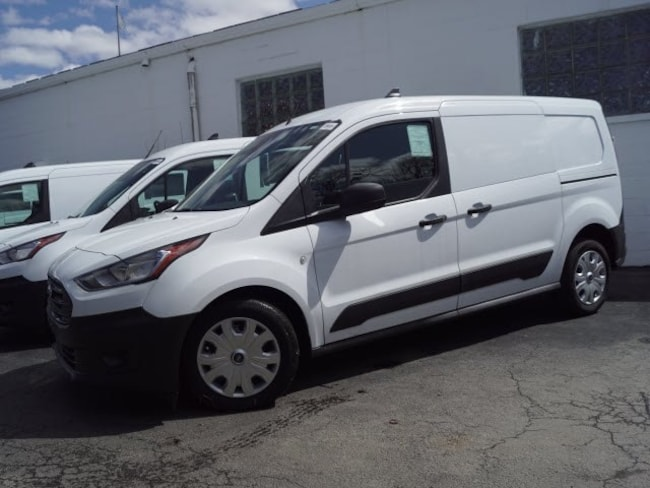2019 Ford Transit Connect TBD Ford CAR #2 Van