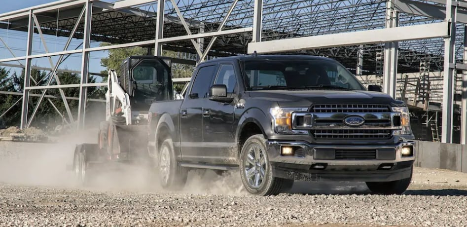 Test Drive the Different Ford F-150 Engine Options in Countryside, IL