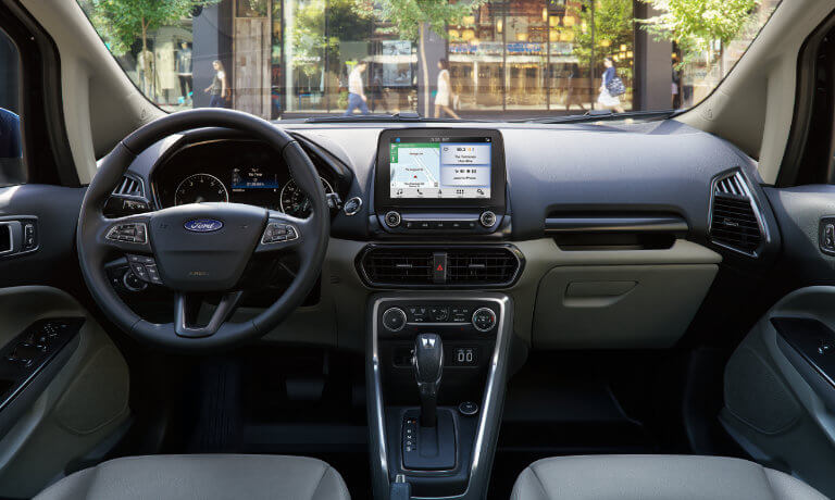 2019 Ford EcoSport Interior Dashboard