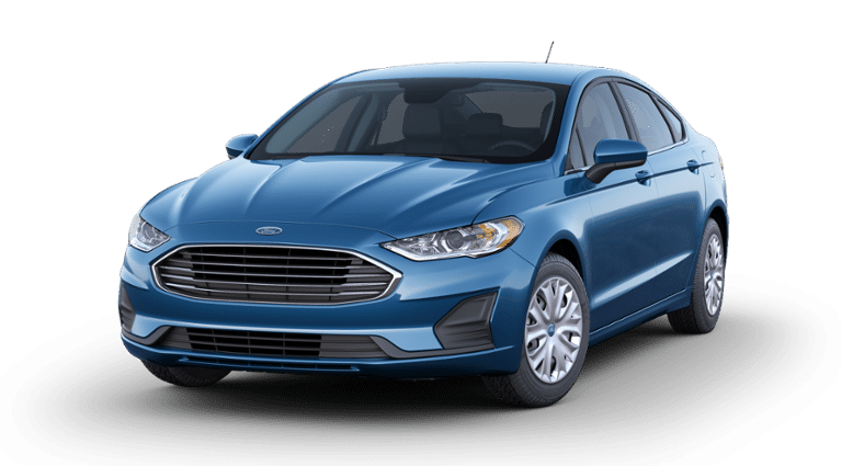 2019 Ford Fusion - Blue