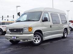 2004 Ford E-150 Passenger Cargo Van