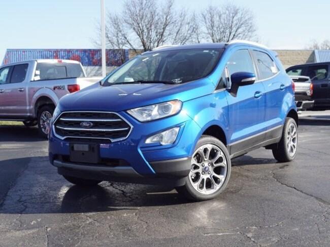 2018 Ford EcoSport Escort SUV