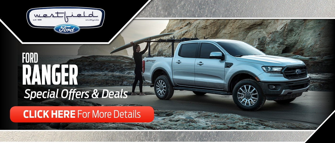 Ford Ranger Special Offers & Deals