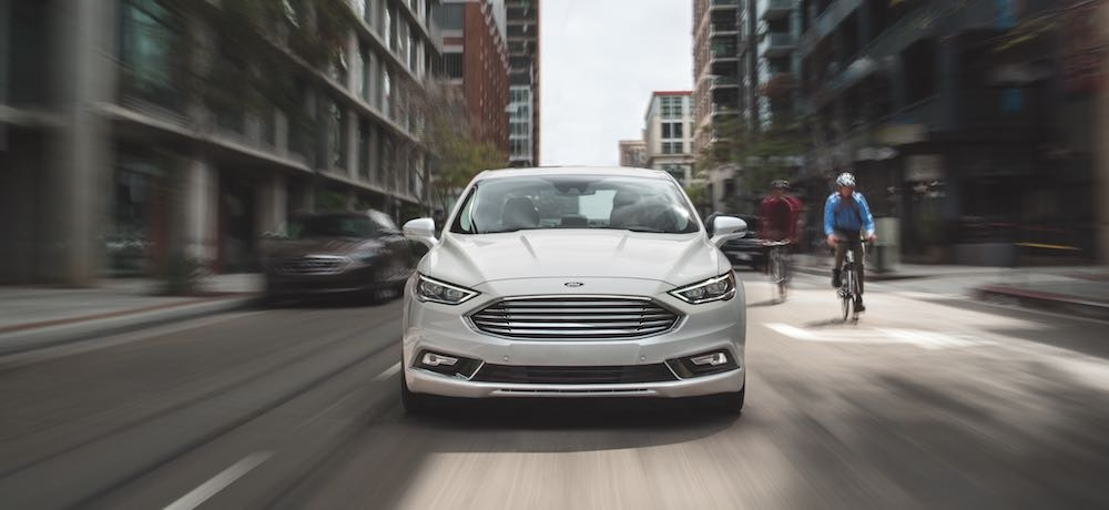 2018 Ford Fusion Models in Countryside, IL