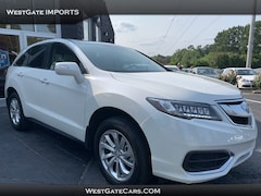 Used 2016 Acura RDX SUV FWD 4948 for Sale in Raleigh, NC