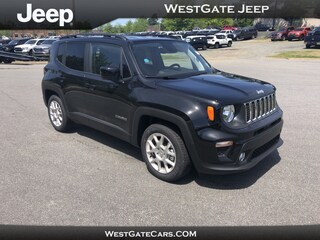 New 2019 Jeep Renegade LATITUDE FWD Sport Utility J33460 in Raleigh, NC