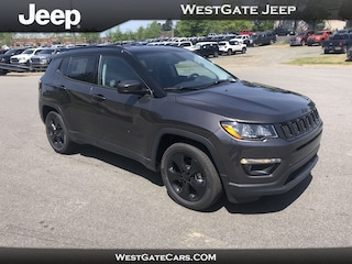 New 2019 Jeep Compass ALTITUDE FWD Sport Utility J33408 in Raleigh, NC