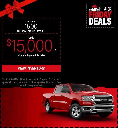 November Ram 1500 DT Special