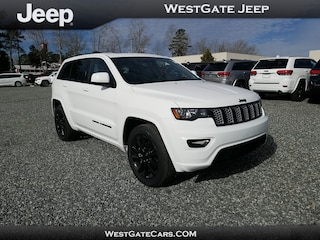 New 2019 Jeep Grand Cherokee ALTITUDE 4X2 Sport Utility J33224 in Raleigh, NC